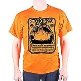 Stonehenge Festival T Shirt - 1974 Poster Hawkwind Gong