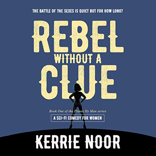 Rebel Without a Clue audiobook cover art