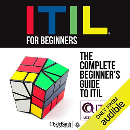 ITIL for Beginners Titelbild