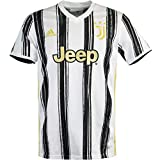 adidas Juventus Home Trikot (M, White/Black)