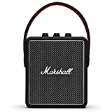 Marshall Stockwell II Portable Bluetooth Speaker, Black outdoor wireless speakers Feb, 2021