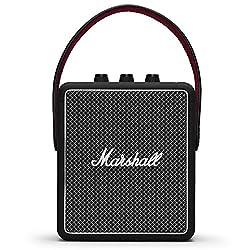 20 Heures: Stockwell II offre plus de 20 heures de son sans recharger la batterie Son Multidirectionnel: Blumlein Stereo Sound pour une expérience multidirectionnelle qui vous immerge dans la musique Bluetooth 5.0: Stockwell II est équipée de la tech...