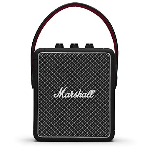 Marshall Stockwell II Altoparlante portatile -Nero (UK)