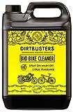 Bio vélo vélo moto motorcycle de nettoyage avec seau élimineront munching des microbes et enzymes puissant écologique mountain road bike vélo nettoyage 1 x 5 litres de haut du seau...