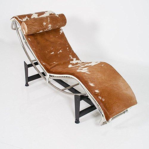 Group Design poltrona Chaise Longue LC Pelle Cavallino H12-cavallino