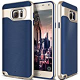 Caseology Wavelength for Samsung Galaxy Note 5 Case (2017) - Navy Blue