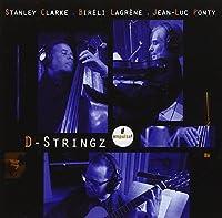 D-Stringz by Stanley Clarke - Bireli Lagrene - Jean-Luc Ponty (2016-08-03)
