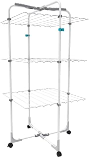 Hills Three Tier Premium Mobile Tower Portable Clothes Airer