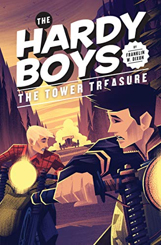 Hardy Boys 01: The Tower Treasure (The Hardy Boys Book 1)