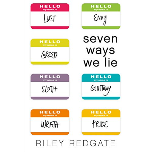 Seven Ways We Lie audiobook cover art