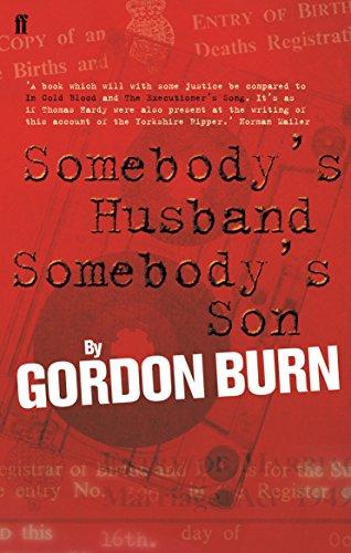 Somebody's Husband, Somebody's Son
