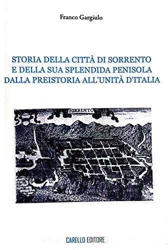 Storia della città di Sorrento e della sua splendida penisola. Dalla Preistoria all'Unità d'Italia
