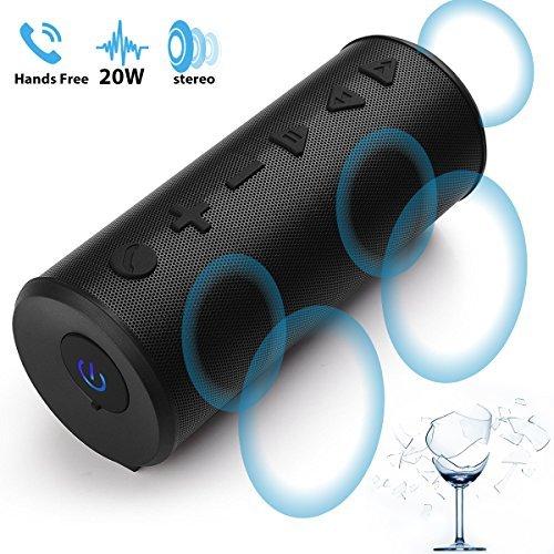 Bluetooth Speakers Portable Wireless Speaker Mix Hero T102Plus 20W Big Migicbox Stereo Loud Speaker