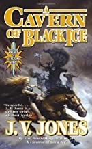 By Jones, J. V. A Cavern of Black Ice (Sword of Shadows) (2005) Mass Market Paperback