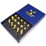 15 Type RF Antenna Adapter Connector Kit SMA Plug Adapter...