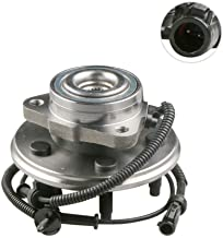 MOSTPLUS Wheel Bearing Hub Front Wheel Hub and Bearing Assembly 515050 Compatible for..