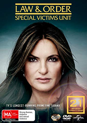 Law and Order Special Victims Unit - Season 21