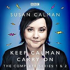 Susan Calman: Keep Calman Carry On - The Complete Series 1 & 2