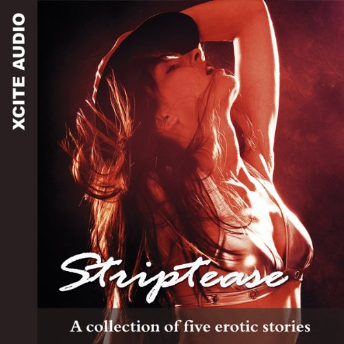 Striptease audiobook cover art