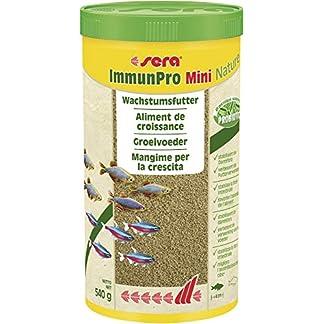 sera ImmunPro Mini Jungfischfutter und für alle kleinen Fische bis 4 cm