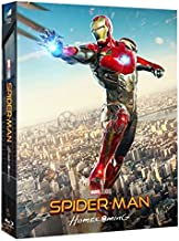 Spider-man Homecoming (4K UHD + 3D Blu-ray + 2D Blu-ray Steelbook) [FilmArena Exclusive Edition #3 FULL SLIP with Lenticular Magnet; Region-Free Film Arena]