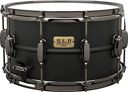 Tama S.L.P. Big Black Steel Snare Drum 14 x 8 in.