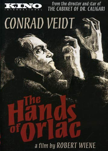 Hands Of Orlac - Hands Of Orlac