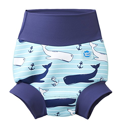 Splash About New and Improved Happy Nappy (Vintage Moby, 6-12 Months)