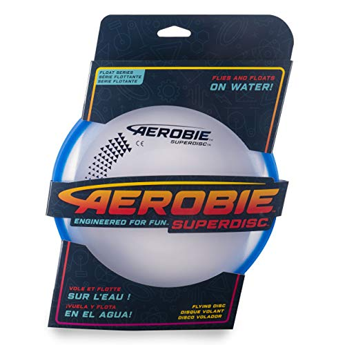 Aerobie Superdisc - bleu