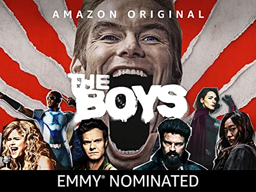 The Boys Season 2 - Official Teaser Trailer