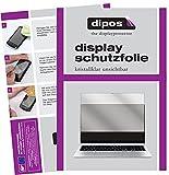 dipos I 2X Schutzfolie klar kompatibel mit Samsung Galaxy Book Pro 360 15.6 Zoll Folie Bildschirmschutzfolie
