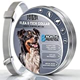LOVATIC Flea Tick Prevention for Dogs – 8 Month Protection Collar...