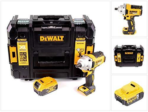 """DeWalt DCF 894 - Atornillador de impacto inalámbrico (18 V, sin escobillas, en caja T-STAK II de 1/2"""", incluye 1 batería de 5,0 Ah, sin cargador)"""