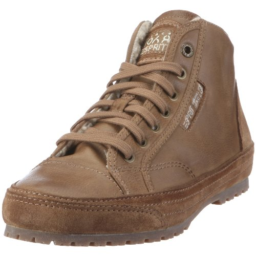 ESPRIT I13005 Maggy Lu Bootie, Damen Sneaker, Braun (dark beach 282), EU 37