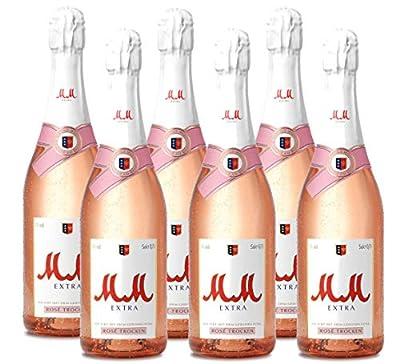 MM Extra Sekt Rosé Trocken (6 x 0,75l)