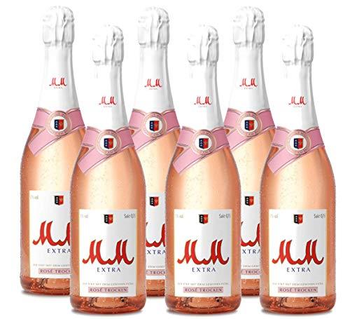MM Extra Sekt Rosé Trocken (6 x 0.75l)