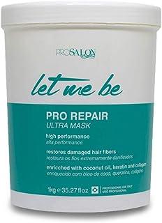 Botox Sem Formol Pro Salon Pro Repair Ultra Mask Let Me Be 1kg