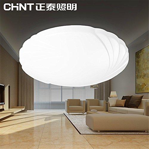 BRIGHTLLT LED Deckenleuchten Wohnzimmer Lampen Schlafzimmer Lampen Terrasse Lampen Korridore Küche Esslampen Pantech Deckenhalterungen, 250 * 250 mm