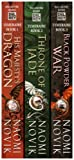 His Majesty s Dragon: Book 1 / Throne of Jade: Book 2 / Black Powder War: Book 3 (Temeraire Box Set)