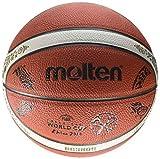 Molten FIBA Special Edition Indoor/Outdoor Basketball 2-tone design, 7