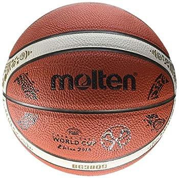 Molten FIBA Special Edition Indoor/Outdoor Basketball 2-tone design 7