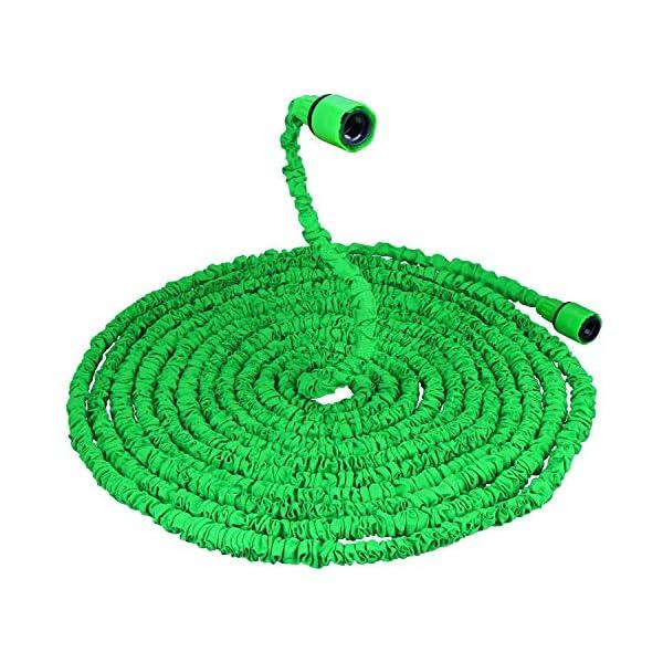 Flexible Manguera de Jardín,75 FT/22.5m Manguera de Jardín Manguera de jardín Extensible Flexible con Ducha de Mano de…