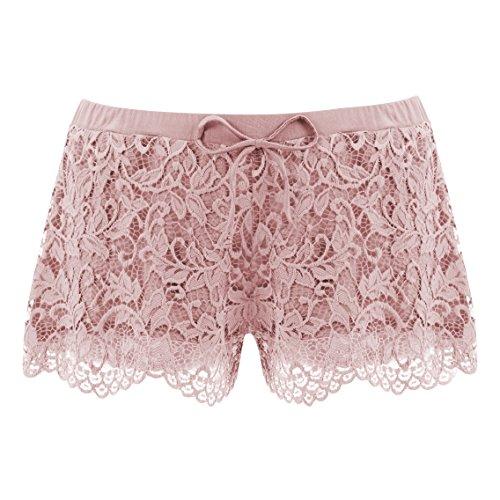 Cache Coeur Sofia SH1600 Pantalones de Pijama premamá, Rosa (Petal), 42 para Mujer