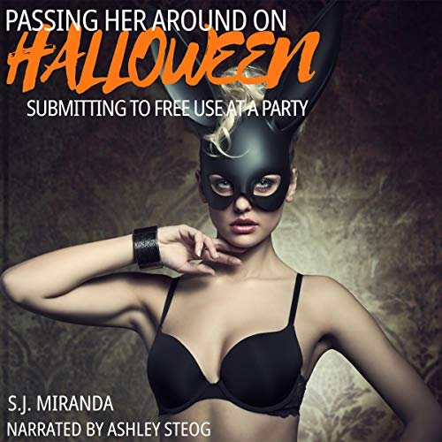 Passing Her Around on Halloween audiobook cover art
