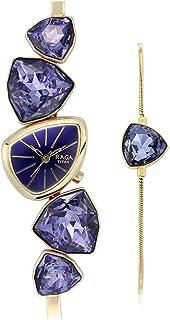 Titan Womens Asymmetrical Dial Analogue Watch - 95095YM01F_Purple_Free Size