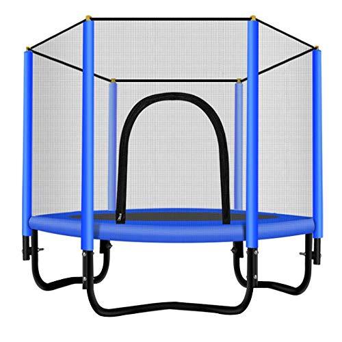 Trampoline Binnen/Buiten Trampoline | Kinderen Best Birthday Gifts goede oefening Gereedschap Trampolin voet trampoline,clmaths