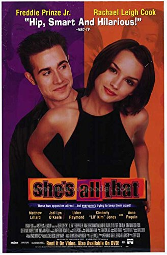 She's All That Poster Movie (27 x 40 Inches - 69cm x 102cm) (1999) (Style B)