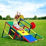 Quadro | Basic | Klettergerüst für drinnen und draußen | Fördert Entwicklung von Kindern |...