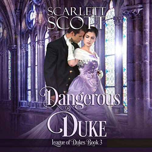 Dangerous Duke  By  cover art