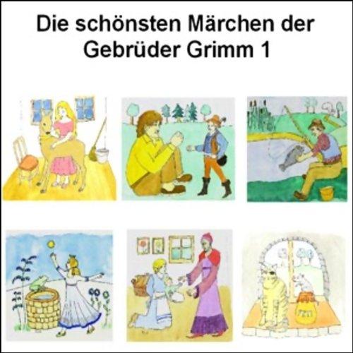 Die schönsten Märchen der Gebrüder Grimm 1 Titelbild